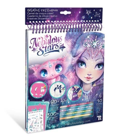 NEBULOUS STARS Creative Sketchbook Nebulia