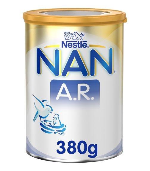 NESTLE Nan A.R. Infant Formula with Iron For Regurgitation Reduction (0-12 Months) - 380 G