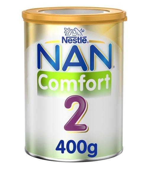NESTLE Nan Comfort 2 - Follow-Up Formula (6-12 Months) - 400 G