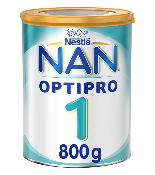NESTLE Nan Optipro Stage 1, From Birth To 6 Months, 800G