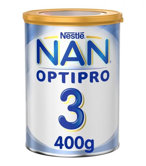 NESTLE Nan Optipro Stage 3 From 1 To 3 Year, 400G