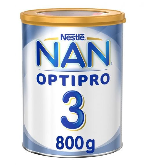 NESTLE Nan Optipro Stage 3 From 1 To 3 Year, 800G