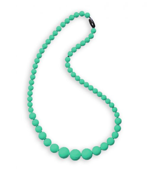 NIBBLY BITS Bb Necklace Egyptian Teal