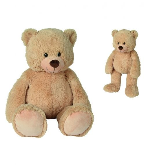 NICOTOY Beige Bear (60cm)