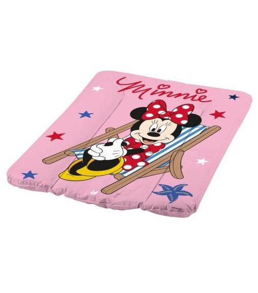 OKT Baby Changing Mat - Minnie Pink