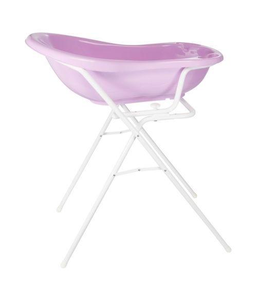 OKT Universal Stand For Baths - White (84/100cm)