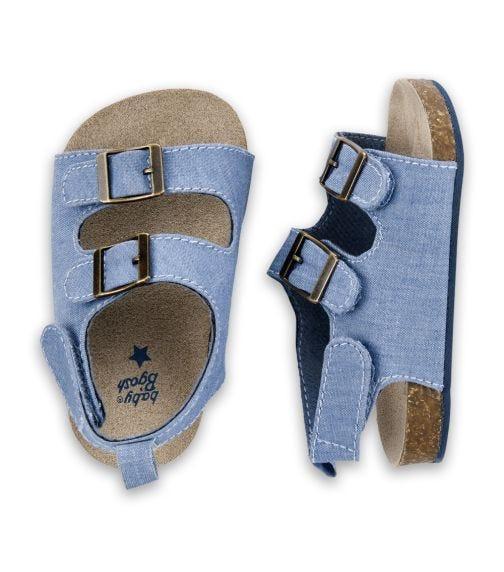 OSHKOSH Buckle Sandal Crib Shoes
