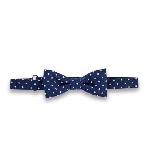 OSHKOSH Polka Dot Bow Tie