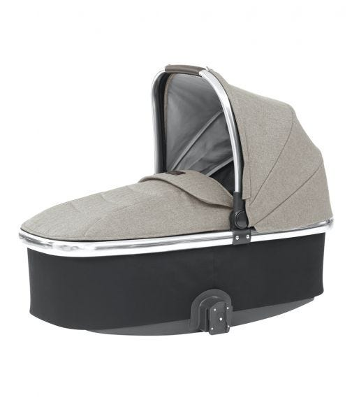 OYSTER 3 Carrycot Pebble Mirror