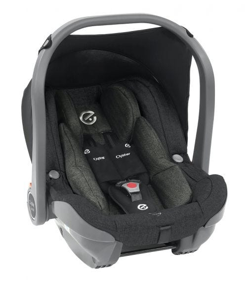 OYSTER Capsule Infant i-size Car Seat Caviar