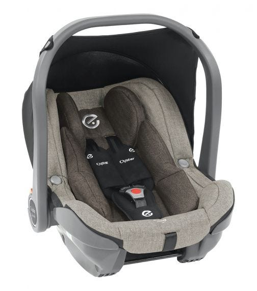 OYSTER Capsule Infant i-size Car Seat Pebble