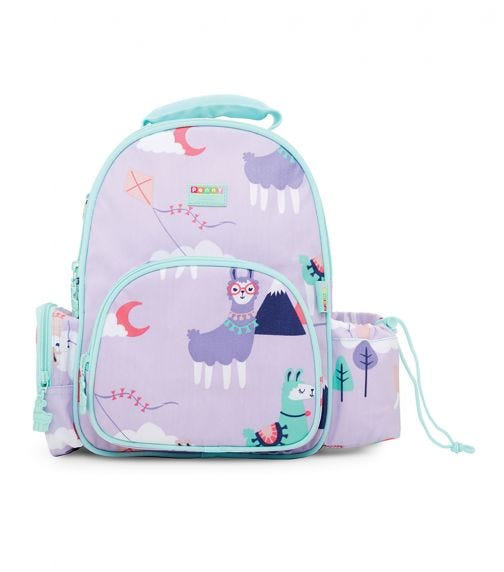 PENNY SCALAN Backpack (Medium) Loopy Lama