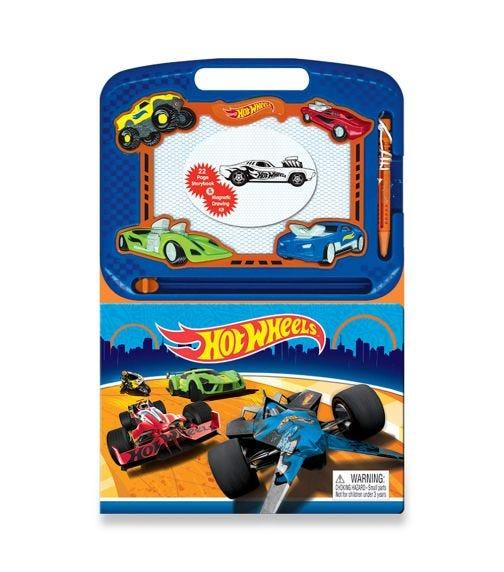 PHIDAL Mattel Hot Wheels Learning Series