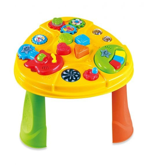 PLAYGO Jamming Fun Music Table - Battery Operated