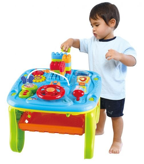 PLAYGO All-In-One Activity Table
