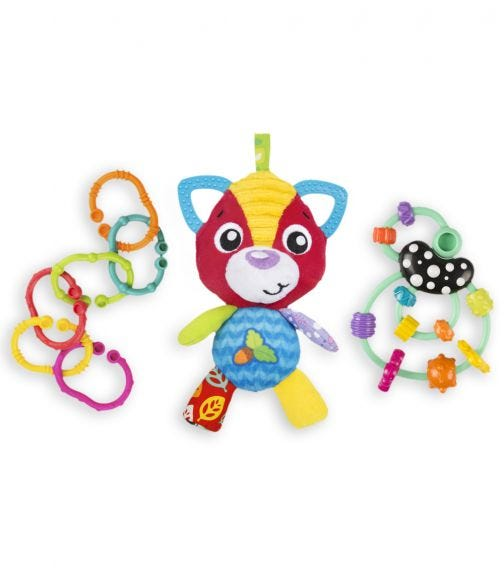 PLAYGRO  Squeak Foxy On The Run Activity Gift Pack