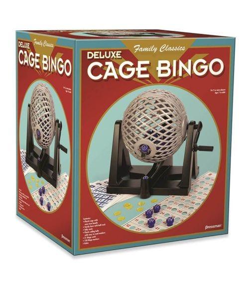PRESSMAN Goliath Pressman Deluxe Cage Bingo