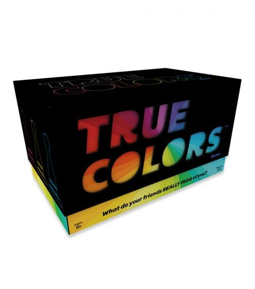 PRESSMAN Goliath Pressman True Colors