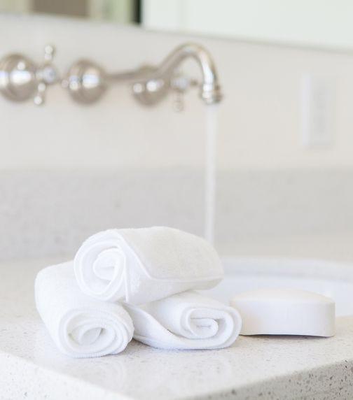 PUJ Fresh Wash Cloths 3 Pack