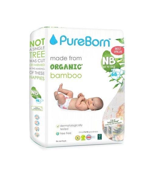 PURE BORN New Born Value 0 To 4.5Kg 68'S