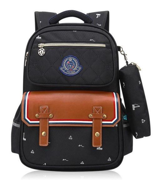 SAMBOX Fashion Kids School Bag With Pencil Case - Jade