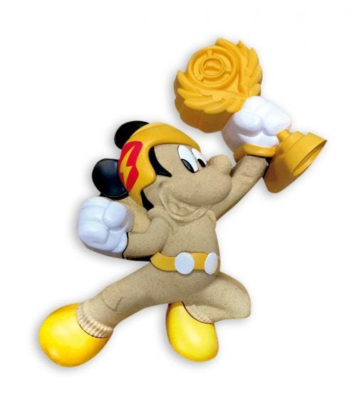 SANDTASTIC Play Sand Mickey