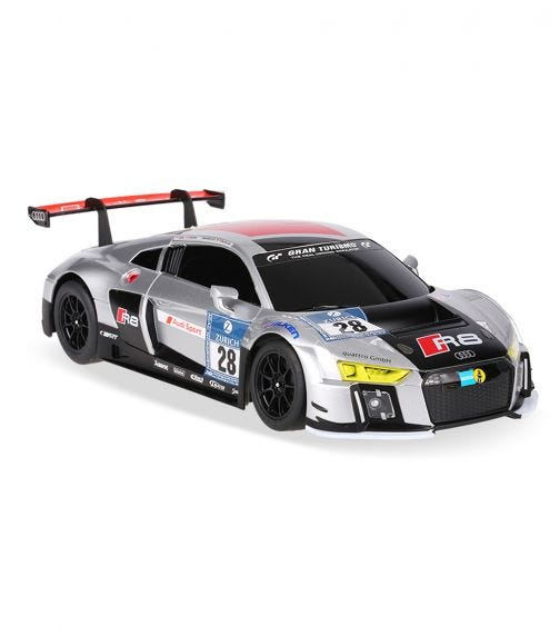 RASTAR RC 1:18 Audi R8 Alms Performance
