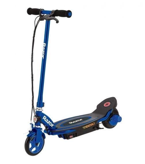 RAZOR Power Core Electric Scooter Blue 16Mm/hr. 12V