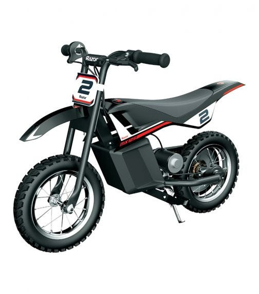 RAZOR Motorbike Dirt Rocket Mx125 13 Km/Hr