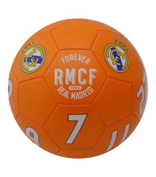 REAL MADRID Football Size 5 - Orange