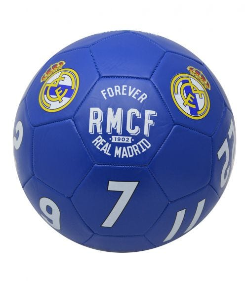 REAL MADRID Football Size 5 - Blue