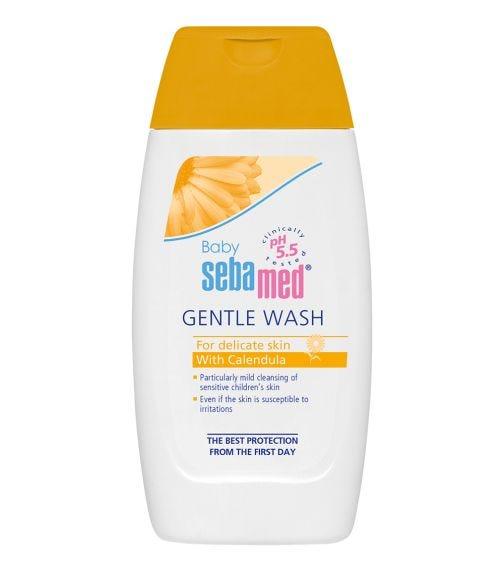 SEBAMED Baby Gentle Wash With Calendula 200 ML