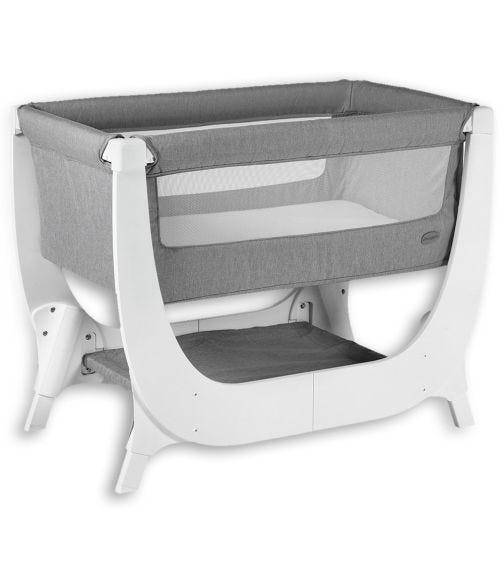 SHNUGGLE Air Beside Crib Cot Conversion Kit Dove Grey