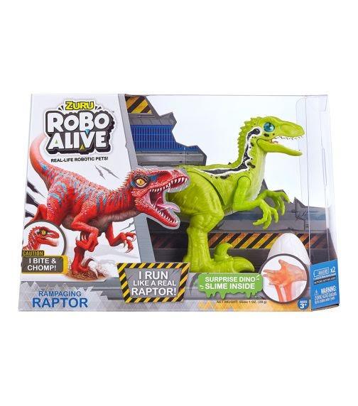 ROBO ALIVE Zuru Robotic Series 1 Raptor Assorted