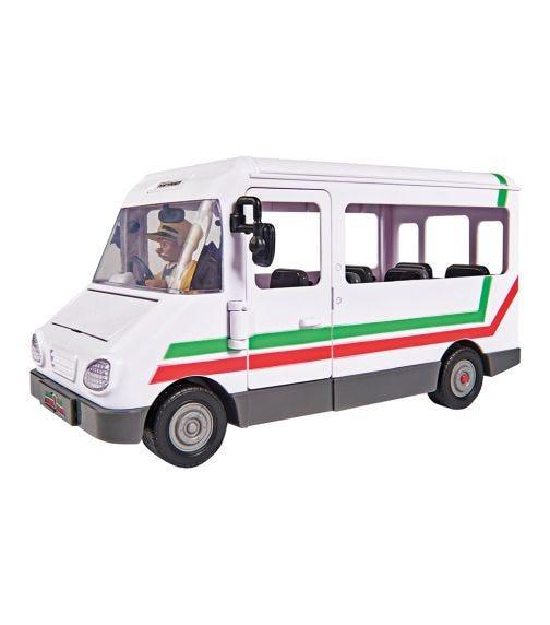 SIMBA Fireman Sam Trevors Bus Including Figurine