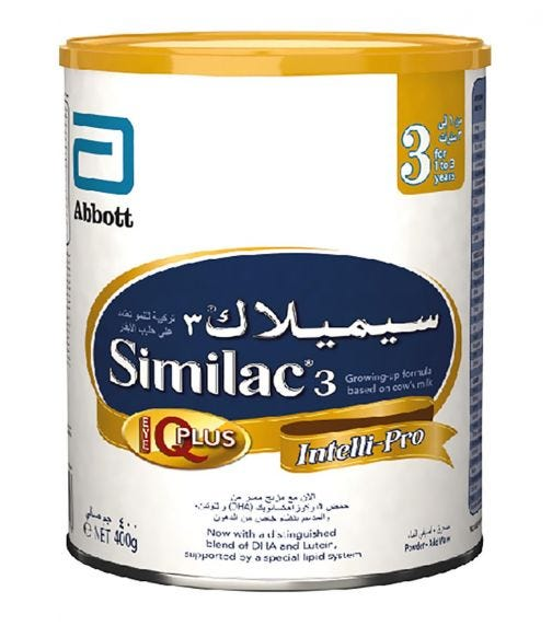SIMILAC Gain Plus Intelli Pro 3 - 400G