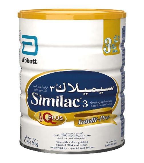 SIMILAC Gain Plus Intelli Pro 3 - 900G