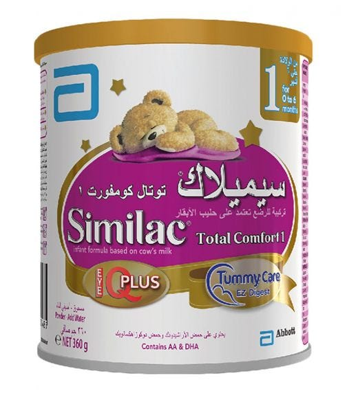 SIMILAC Total Comfort 1 360G