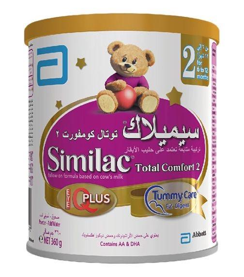 SIMILAC Total Comfort 2 360G