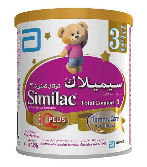 SIMILAC Total Comfort 3 360G