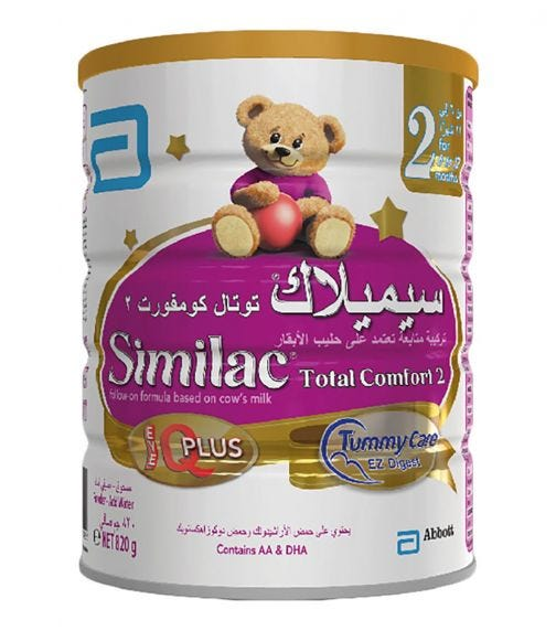 SIMILAC Total Comfort Stage-2 820 G