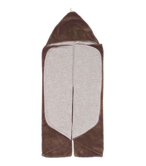 SNOOZEBABY Wrap Blanket Trendy Wrapping Muddy River