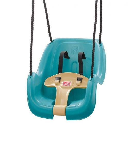 STEP 2 Infant To Toddler Swing 1 Pack (Turquoise)