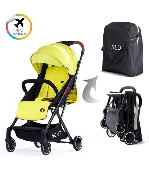 TEKNUM Travel Lite Stroller - Yellow