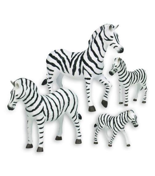 TERRA AND B TOYS Zebra Family