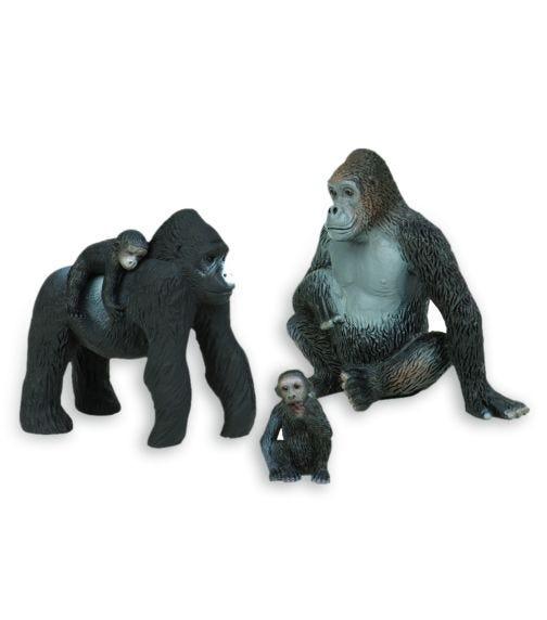 TERRA AND B TOYS Gorilla Family