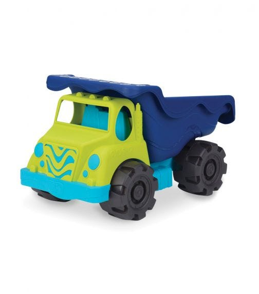 TERRA AND B TOYS 20 Inch Large Sand Truck