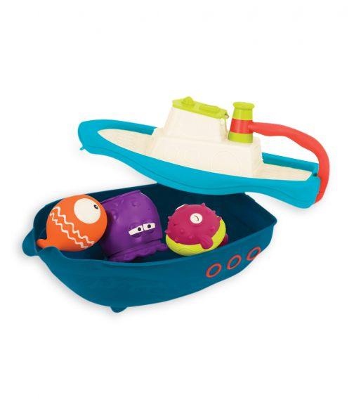 TERRA AND B TOYS Large Boat