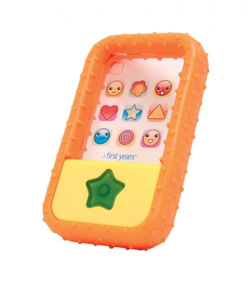 THE FIRST YEARS My Phone