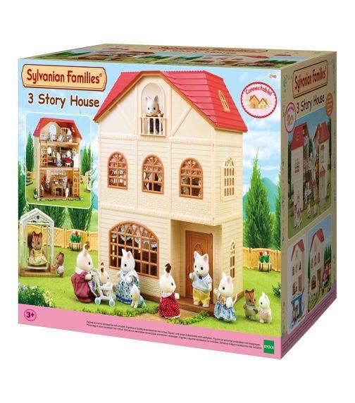 SYLVANIAN The 3 Story House